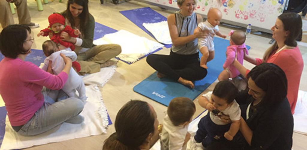 Anne Bebek Yogası