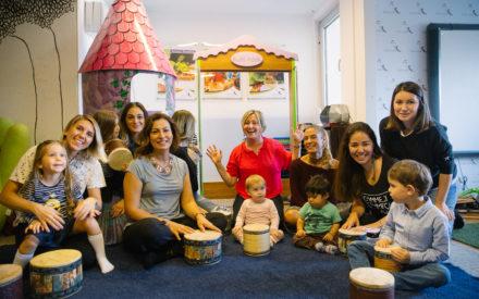 Çok keyifli bir Anne&Çocuk Aktivitesi – Music Together